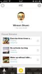 Everest iOS App - Profile Page
